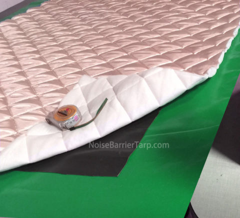 Noise Barrier Material
