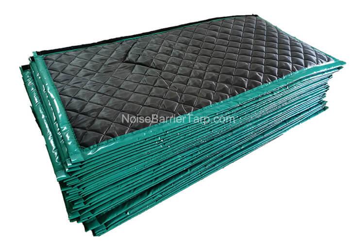 Flexible Noise Screen Factory Flexible Noise Barriers Flexible Road Barriers