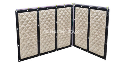 Temporary Barrier Wall for Highway Noise Barrier Wall Road Barrier Wall