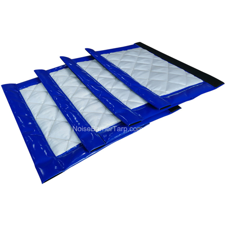 Temporary Fencing Tarps Manufacturer Temporary Barriers Attached to Metal Fences