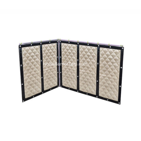 Temporary Noise Barrier Walls Temporary Barrier Solution Temporary Wall Barriers